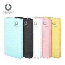 10000mAh Water Element P8 Power Bank Li-polymer Core Large-Capacity for Devices