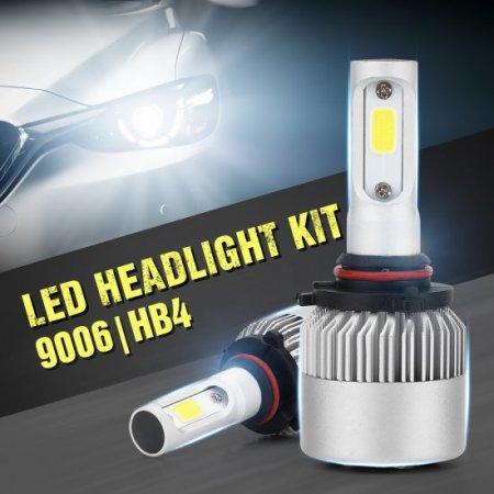 9006 Led Headlight Bulbs 6500k 8000 Lumens Extremely