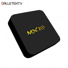 IPTV Quad-Core MX10 4G/64G Android 9.0 TV Box Support WIFI USB 3.0 with 1 Year IPTV Europe Turkey Swedish Spain Norway Denmark Subscription 10000+ Live 6000+ VOD Free test