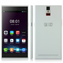 Elephone P2000C Smartphone Android 4.4 MTK6582 Finger Scanner NFC 5.5 Inch HD OGS White