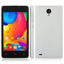 X980 Smartphone Android 4.2 MTK6572M 4.0 Inch Wifi FM Bluetooth White