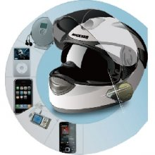 Bluetooth headset for motorcycle helmet