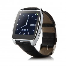 RWATCH R7 Bluetooth Smart Remote Control Watch for iOS Android Smartphones Silver