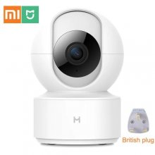 Xiaomi Mijia Xiaobai Smart 1080P HD Camera IP Webcam Camcorder 360 Angle WIFI Wireless Night Vision
