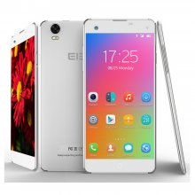Elephone G7 Smartphone Android 4.4 MTK6592M 1GB 8GB 5.5 Inch 3G Silver