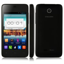Phicomm K390w Smartphone Android 4.1 Dual Core 4.0 Inch IPS Screen 3G GPS Black