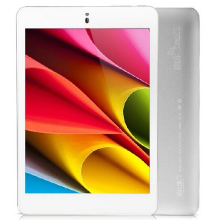 Cube U35GT Tablet PC Quad Core RK3188 7.9 Inch IPS Screen Android 4.2 16GB Silver