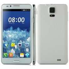 Tengda Note 4 Smartphone Android 4.4 MTK6572 5.5 Inch GPS White