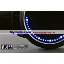 Abyss - Touch Screen LED Watch with Blue and White LEDs