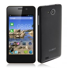 Cubot GT90 Smartphone Android 4.2 MTK6572W Dual Core 3G GPS 4.0 Inch- Black