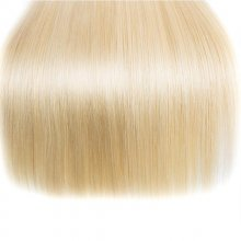 Cube Wig​​​​​​​ Malaysian Straight Hair Bundles 3Pcs Blonde 613 Color Non Remy 100% Human Hair Extensions