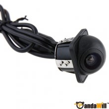 Night Vision Waterproof Color CMOS/CCD Car Rear View Reverse Backup Camera E318 Fast shipping