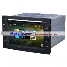 6.5 inch Car autoradio gps navigation system player Special Car dvd for Peugeot bus support iphone4