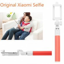Original Xiaomi Bluetooth Selfie Handheld Monopod Stick for IOS Android Smartphone Rose