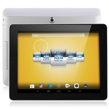 MTP257 3G Tablet PC Quad Core A31S 9.7 Inch IPS Screen Android 4.2 Monster Phone 8GB 4K Video Silver