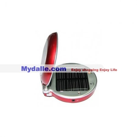 500mAh Portable Solar Charger - Fit for Mobile Phone, Digital Camera, PDA, MP3/MP4 Player