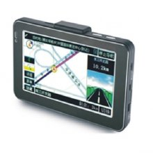 4.3 inch TFT touch screen car GPS with bluetooth