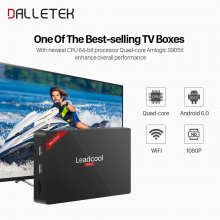 The Newest Leadcool PRO TV Box Android 8.1 RK3229 Quad Core 1GB & 8GB WIFI Smart TV BOX
