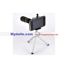 IPHONE 3G 3GS Mobile phone telescope myKimo