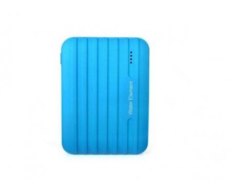 10400mAh Water Element A10 Power Bank Li-polymer Core Large-Capacity for Devices