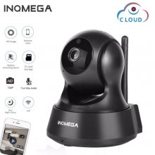 INQMEGA 720P IP Camera Wireless Cloud Storage Wifi Security Surveillance Camera Home - 3.6mm
