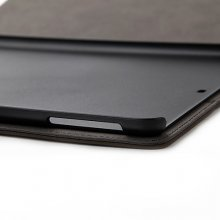 Retro Flip Folding Magnetic Smart Leather Case Cover Stand for iPad Air Light Black