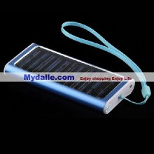 Solar Charger - Convenience - Efficiency