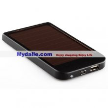 1500mAh Solar Charger - Fit Bluetooth Devices - Cell Phones - Digital Cameras - MP3/MP4 Players - PDAs and DVs