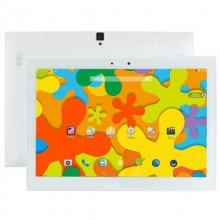 Ainol AX10 4G Tablet PC MTK8732 Quad Core 64Bit 10.1 Inch Android 4.4 IPS 8GB White
