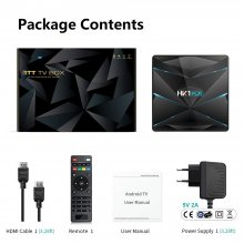 HK1 Play Android 9.0 Smart TV Box Amlogic S905X2 4GB RAM 128GB ROM USB 3.0 BT4.0 2.4G/5G Dual WIFI 3D 4K H.265 IPTV Set Top Box