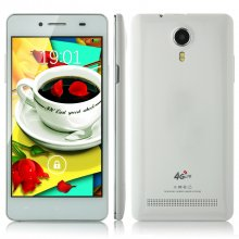 Tengda P819 Smartphone Android 4.0 SC6825 Dual Core Dual SIM Card 5.0 Inch - White