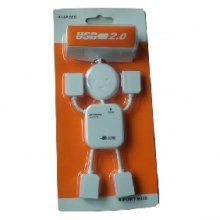 4 IN 1 High Speed USB2.0 HUB