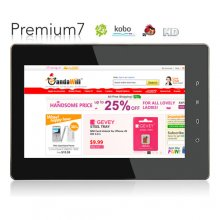 (HK Warehouse)EFUN NextBook PREMIUM 7 Tablet PC 7 Inch Android 4.0 4GB Black
