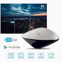 X88 PRO Android 9.0 RK3318 Smart Player with One Year European Sweden Ex-YU Albania Netherlands Belgium Subscription
