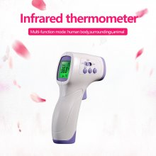 Muti-fuction Baby Adult Digital Termomete Infrared Forehead Body Thermometer Non-contact Fever Temperature Measurement Device
