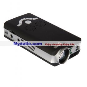 Portable Projector, mini projector Lems 20