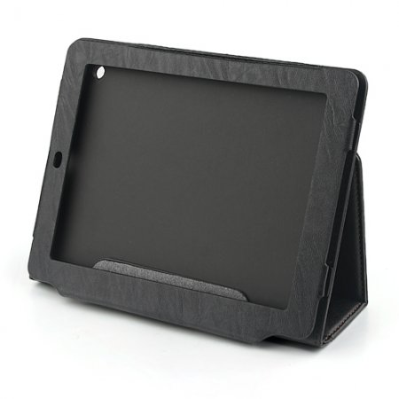 Fashionable Synthetic Leather Case Cover Shell with Stand Bracket for Ainol NOV09 Firewire