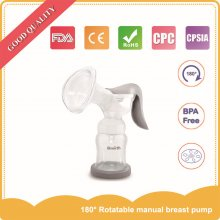 Manual Breast Pump Usb Charging Milk Extractor Rotary Handle Breast Milk Extractor Wider Breastfield Silicone Breast Pump