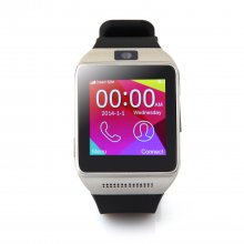 Atongm W008 Smart Watch Phone Bluetooth Watch 1.54inch Pedometer Anti-lost Black Sliver