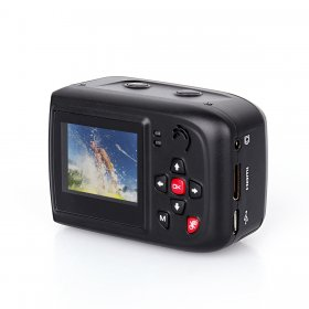 E+Evoplus 12MP Diving Bicycle Action Camera Car DVR Sports DV With Remote controller