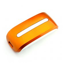 3-in-1 Mobile Power Bank 3G WiFi Router Wireless Network Storage RJ45 5200mAh- Orange