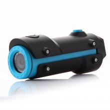 10 Meters Waterproof Action Camcorder 12MP FHD 1080P Sports Video Camera Blue