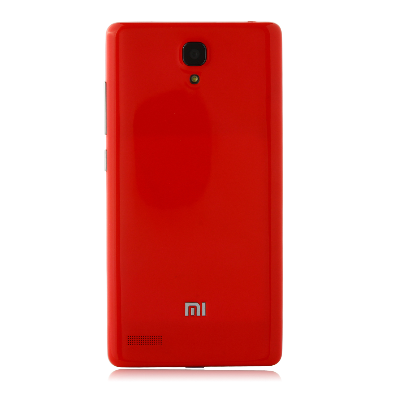 Taff Leather Flip Single Window Case For Xiaomi Mi4 Cream Daftar Baseus Terse Samsung Galaxy Note 5 Cover View Battery Back Redmi Smartphone Red