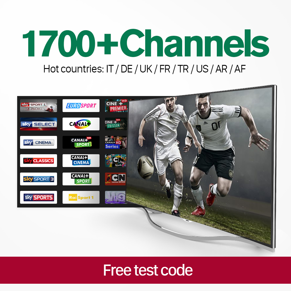 IUDTV Italy/Germany/UK IPTV 1 Year Turkish Indian African US Channels Support APK Enigma2 Mag25X M3U