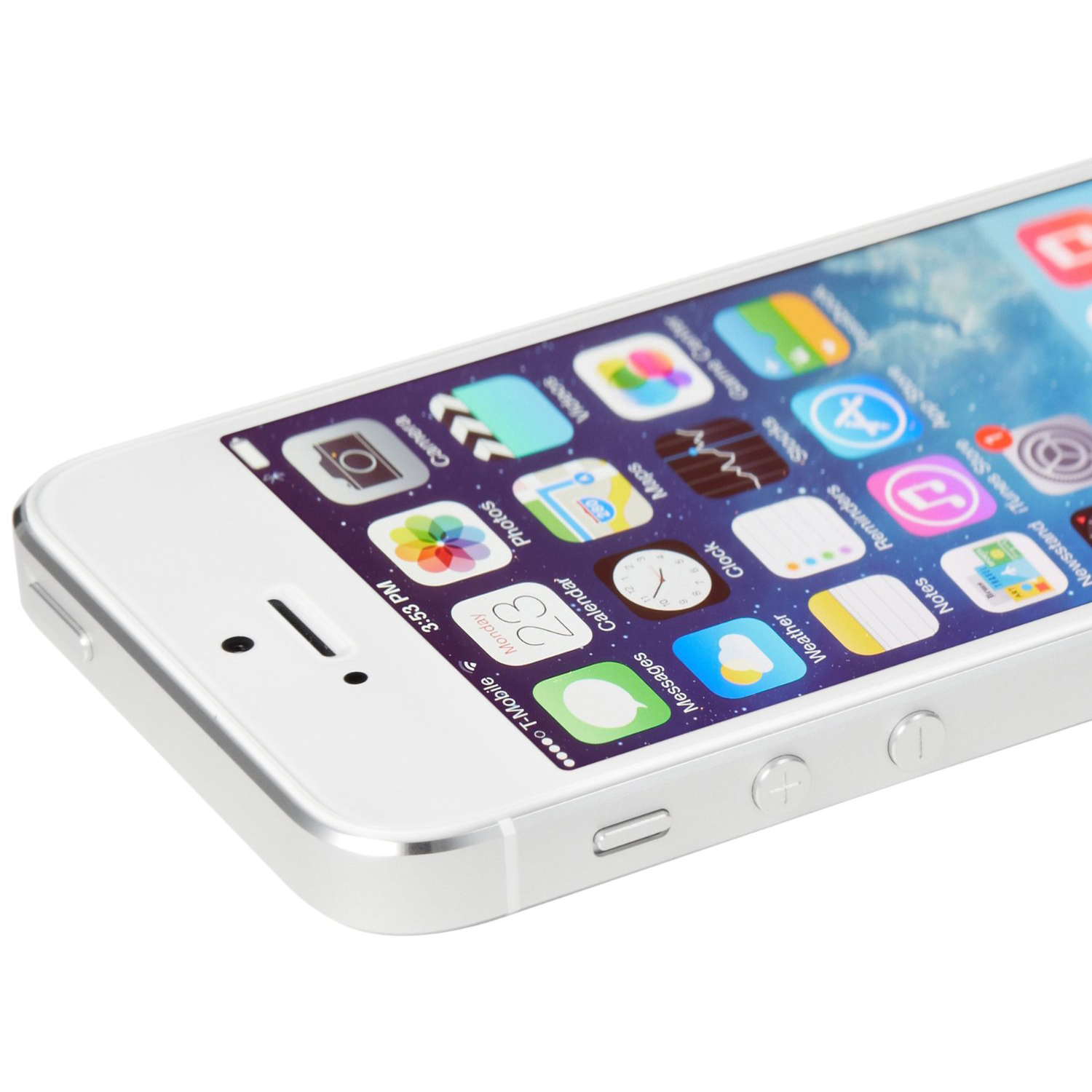 Used Apple iPhone 5S 16GB -Silver Excellent Condition