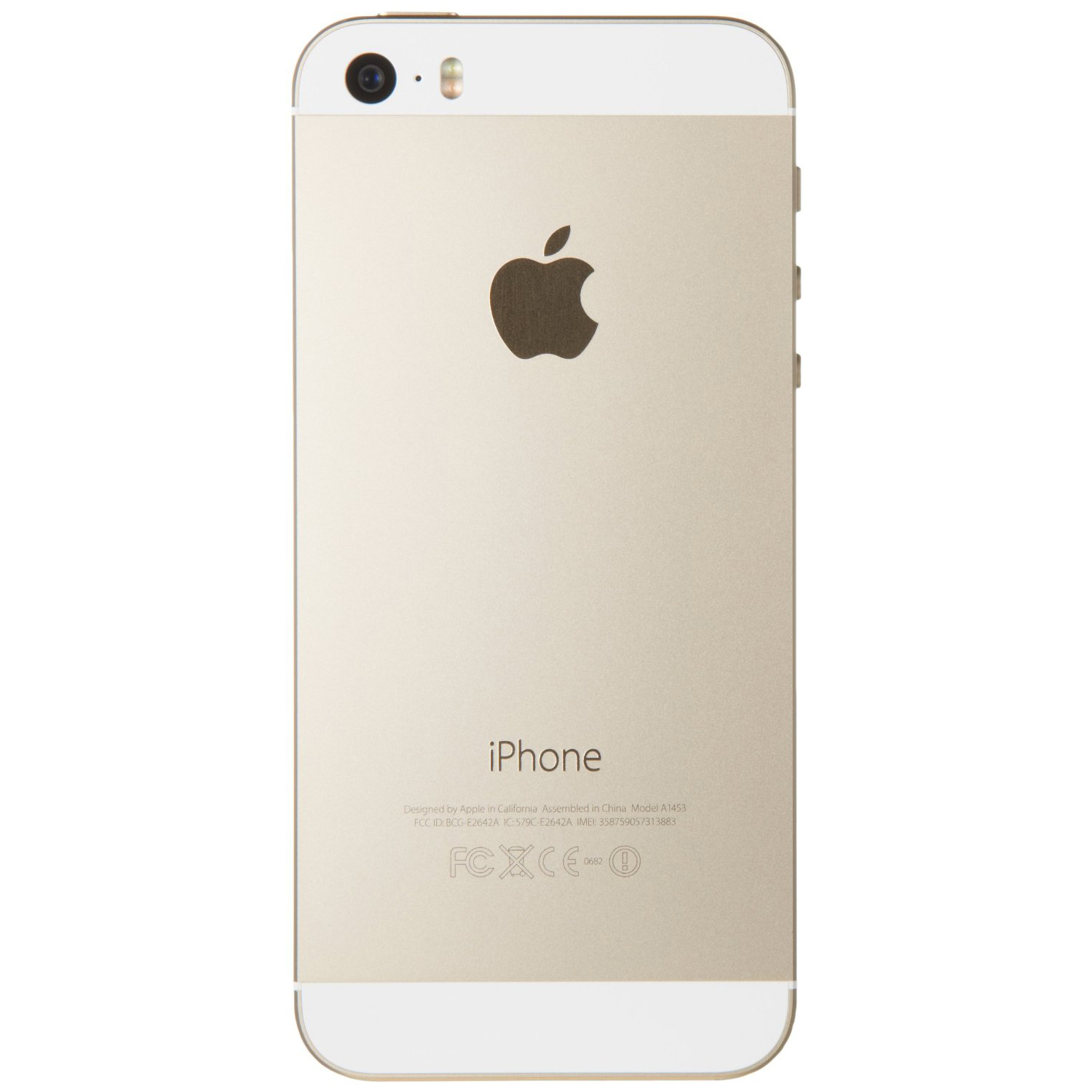 Used Apple iPhone 5S 32GB -Gold Excellent Condition