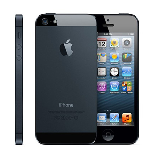 Used Apple iPhone 5 16GB 4.0 Inch Retina Screen 8.0MP iSight Black- Excellent Condition