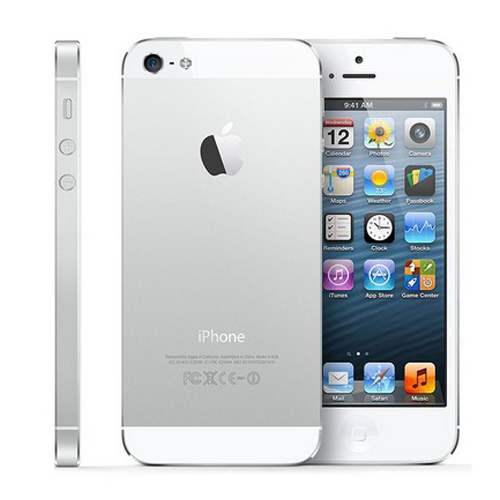 Used Apple iPhone 5 16GB 4.0 Inch Retina Screen 8.0MP iSight White- Excellent Condition