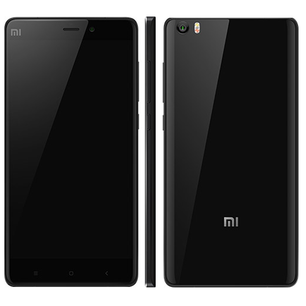 XIAOMI MI Note 4G LTE Snapdragon 801 Quad Core 2.5GHz 3GB 16GB 5.7 Inch 13.0MP Black