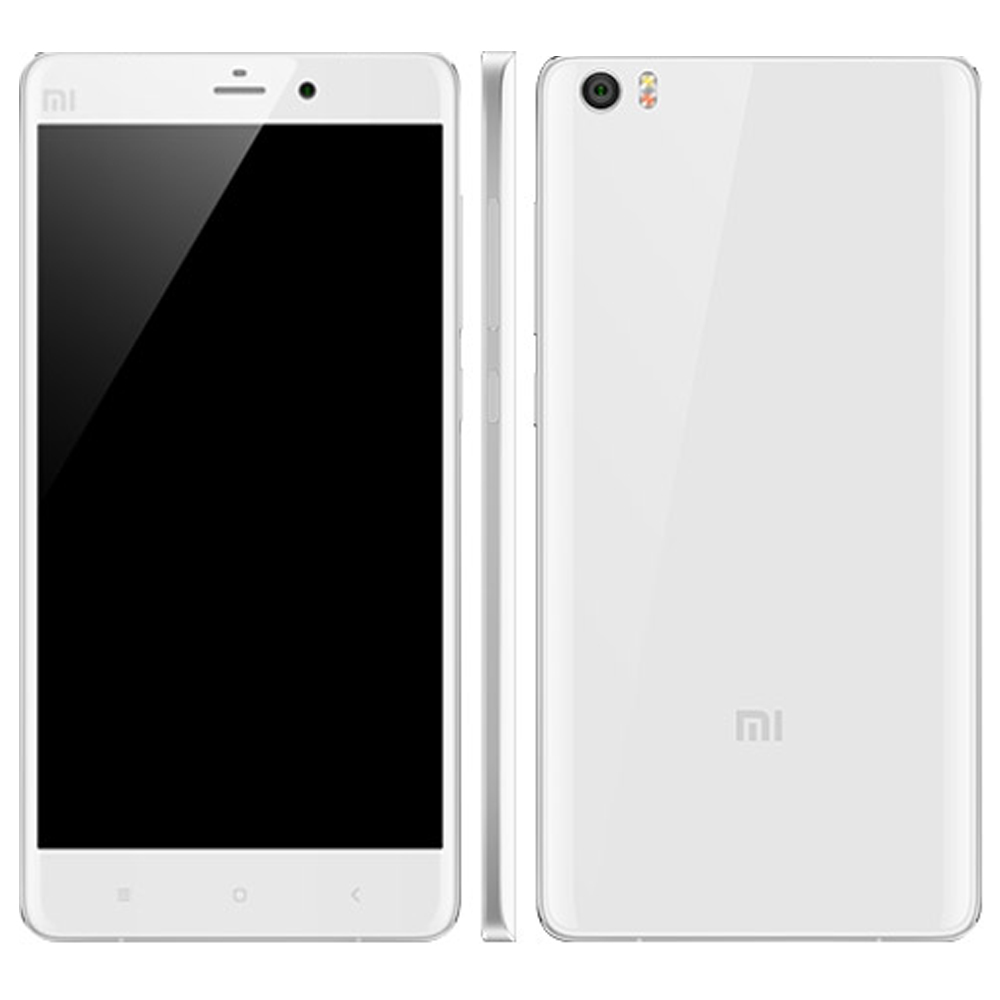 XIAOMI MI Note 4G LTE Snapdragon 801 Quad Core 2.5GHz 3GB 16GB 5.7 Inch 13.0MP White